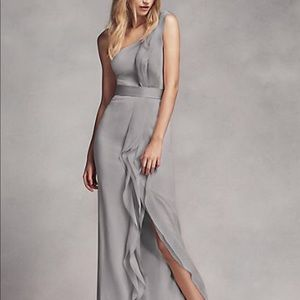 David's Bridal Vera Wang Bridesmaids Dress size 8